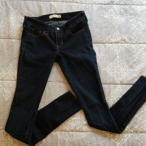 Dark Blue Hollister Jeans